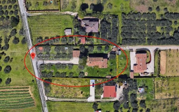Villa in vendita a Mentana, Mezzaluna, Con giardino, 290 mq - Foto 3
