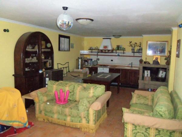 Villa in vendita a Mentana, Mezzaluna, Con giardino, 290 mq - Foto 7