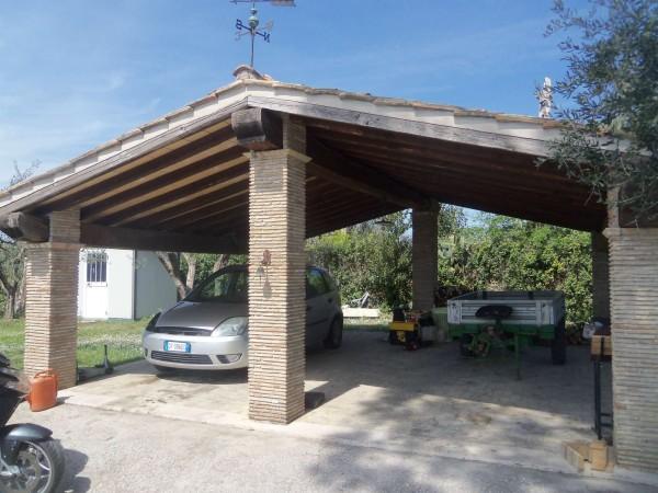 Villa in vendita a Mentana, Mezzaluna, Con giardino, 290 mq - Foto 5