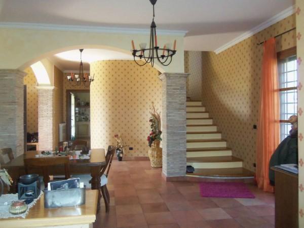 Villa in vendita a Mentana, Mezzaluna, Con giardino, 290 mq - Foto 16