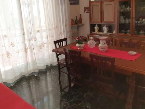 Appartamento in vendita a Genova, Inizio Borzoli, 120 mq