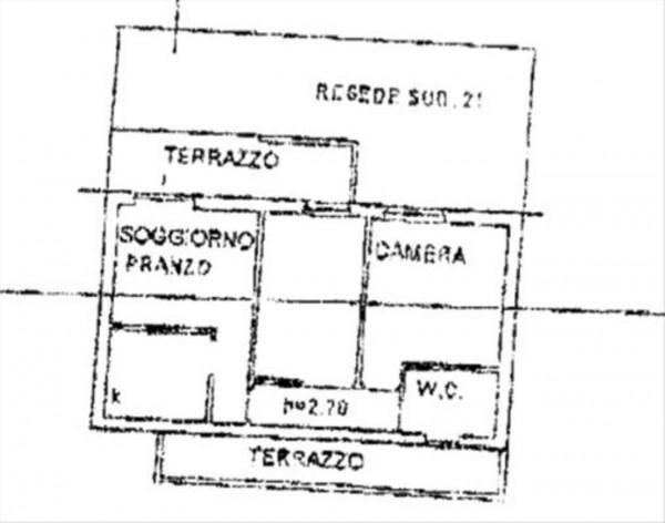Appartamento in vendita a Sovicille, Con giardino, 63 mq - Foto 4