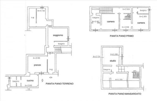 Appartamento in vendita a Siena, Con giardino, 260 mq - Foto 15