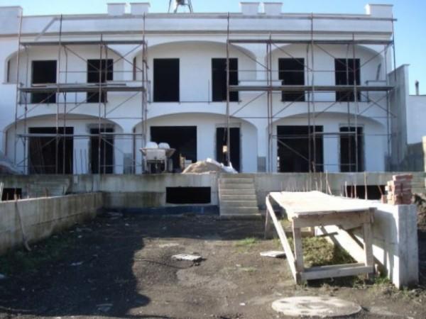 Villa in vendita a Somma Vesuviana, Con giardino, 180 mq