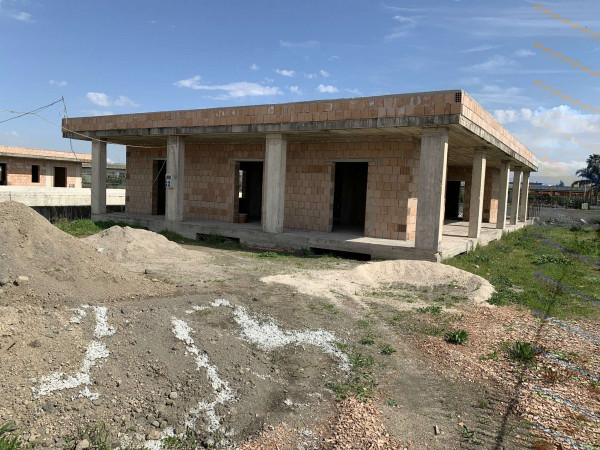 Villa in vendita a Volla, Con giardino, 250 mq