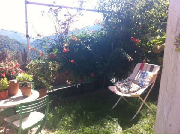 Appartamento in vendita a Uscio, Con giardino, 66 mq