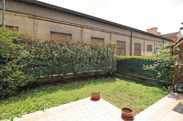 Villetta a schiera in vendita a Cassano d'Adda, Groppello, Con giardino, 152 mq - Foto 15
