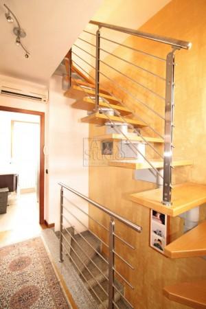 Villetta a schiera in vendita a Cassano d'Adda, Groppello, Con giardino, 152 mq - Foto 13