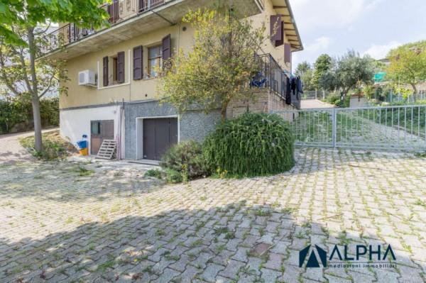 Appartamento in vendita a Bertinoro, Con giardino, 150 mq