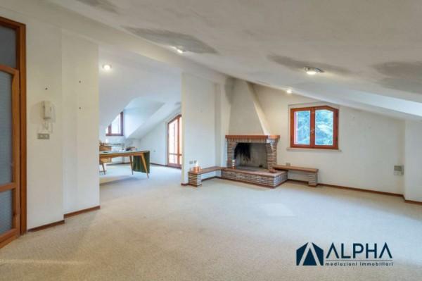 Casa indipendente in vendita a Meldola, Con giardino, 145 mq
