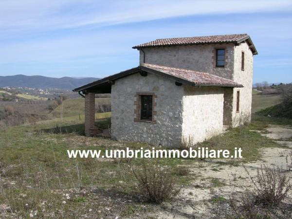 Rustico/Casale in vendita a Todi, Con giardino, 136 mq