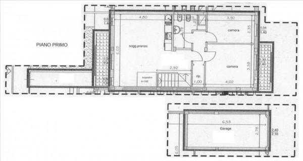 Appartamento in vendita a Monteriggioni, Arredato, 80 mq - Foto 4