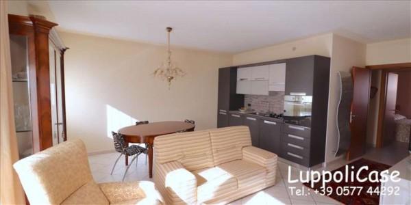 Appartamento in vendita a Monteriggioni, Arredato, 80 mq