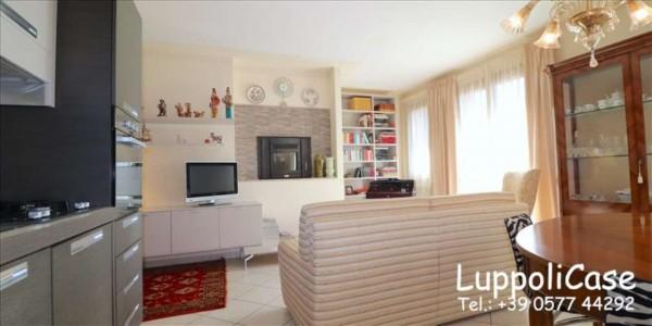 Appartamento in vendita a Monteriggioni, Arredato, 80 mq - Foto 3