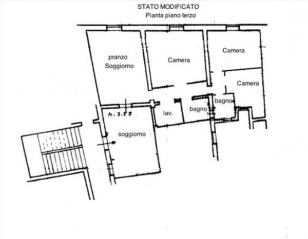 Appartamento in vendita a Siena, 113 mq