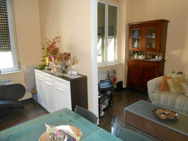 Appartamento in vendita a Genova, Centro, 140 mq