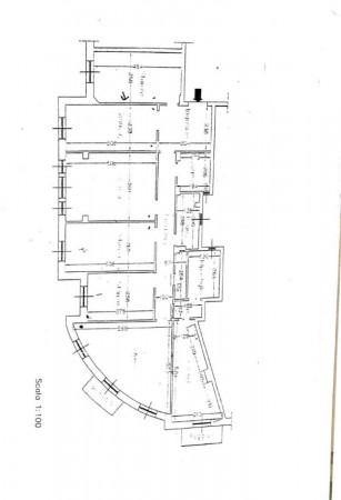 Appartamento in vendita a Genova, Centro, 140 mq - Foto 2