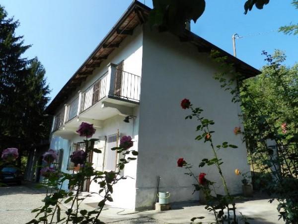 Rustico/Casale in vendita a Castell'Alfero, Callianetto, Con giardino, 166 mq