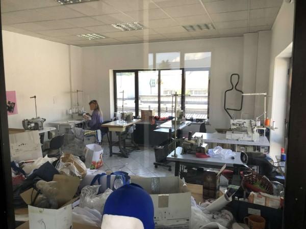 Capannone in vendita a Avigliana, Mareschi, Con giardino, 400 mq - Foto 7