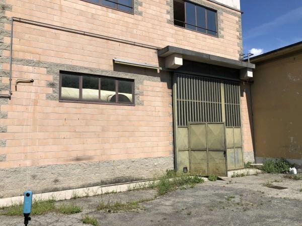 Capannone in vendita a Avigliana, Mareschi, Con giardino, 400 mq - Foto 29