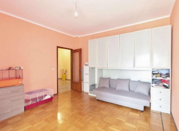 Appartamento in vendita a Torino, Con giardino, 86 mq - Foto 6