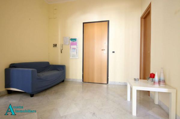 Ufficio in vendita a Taranto, Rione Italia, Montegranaro, 68 mq - Foto 12