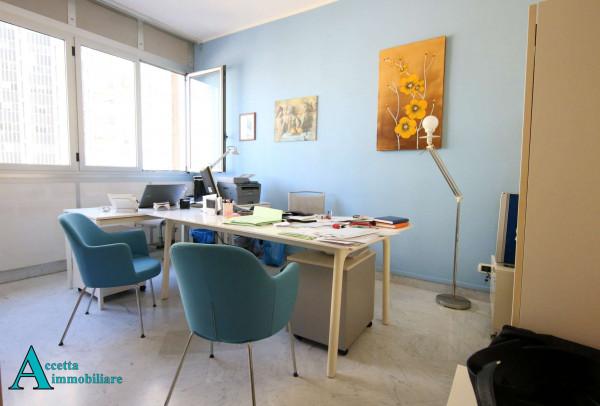 Ufficio in vendita a Taranto, Rione Italia, Montegranaro, 68 mq - Foto 10