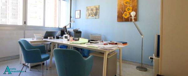 Ufficio in vendita a Taranto, Rione Italia, Montegranaro, 68 mq