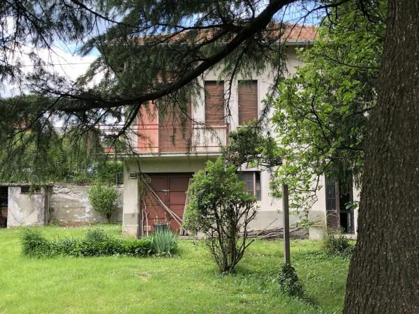 Villa in vendita a Gavirate, Con giardino, 140 mq