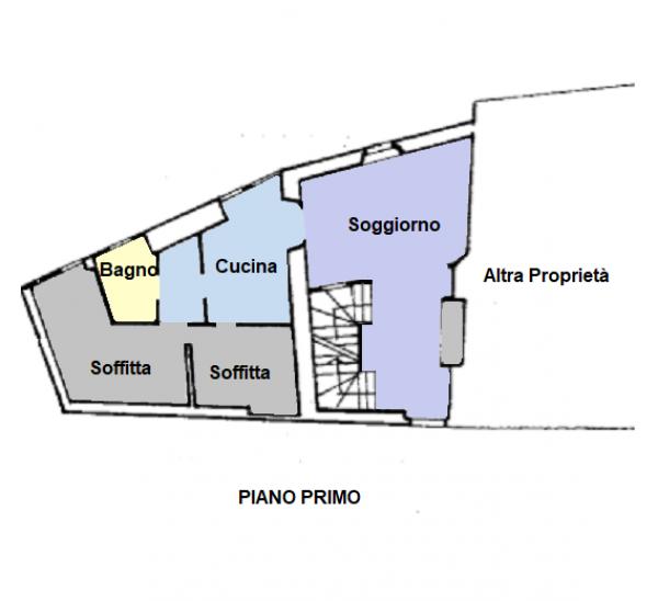 Casa indipendente in vendita a Trevi, Centro Storico, 90 mq - Foto 24