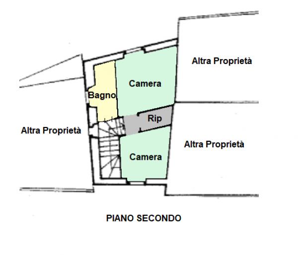 Casa indipendente in vendita a Trevi, Centro Storico, 90 mq - Foto 25