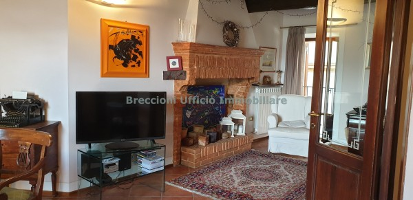 Casa indipendente in vendita a Trevi, Centro Storico, 90 mq - Foto 7
