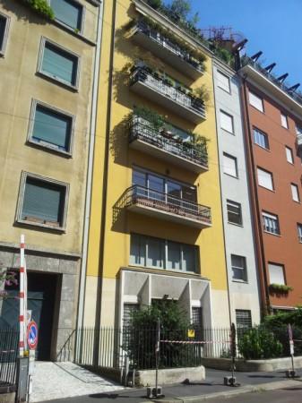 Appartamento in affitto a Milano, Sant'ambrogio, 160 mq