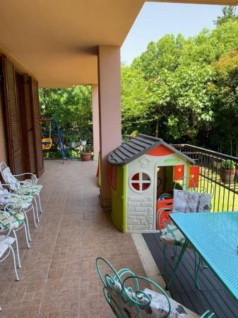 Villa in vendita a Rozzano, Residenza Pascoli, Con giardino, 170 mq - Foto 24