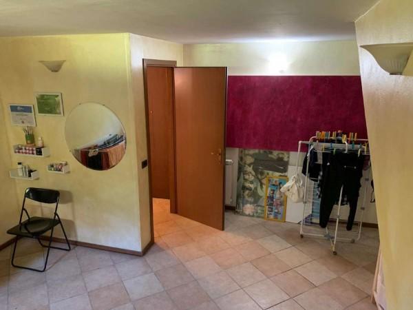 Villa in vendita a Rozzano, Residenza Pascoli, Con giardino, 170 mq - Foto 18