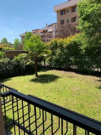 Villa in vendita a Rozzano, Residenza Pascoli, Con giardino, 170 mq - Foto 7