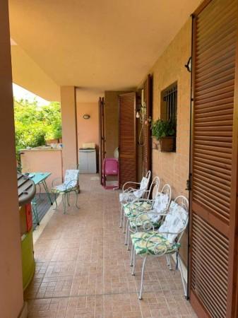 Villa in vendita a Rozzano, Residenza Pascoli, Con giardino, 170 mq - Foto 21
