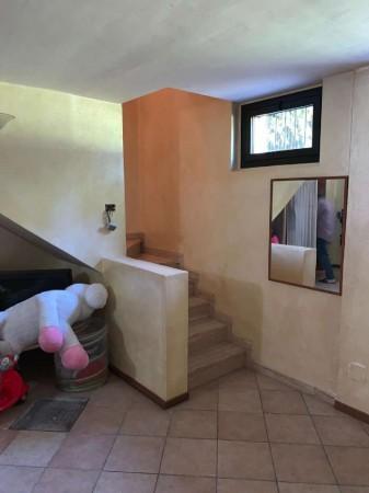 Villa in vendita a Rozzano, Residenza Pascoli, Con giardino, 170 mq - Foto 17