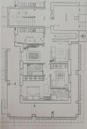 Villa in vendita a Rozzano, Residenza Pascoli, Con giardino, 170 mq - Foto 2