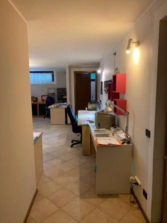 Villa in vendita a Rozzano, Residenza Pascoli, Con giardino, 170 mq - Foto 13
