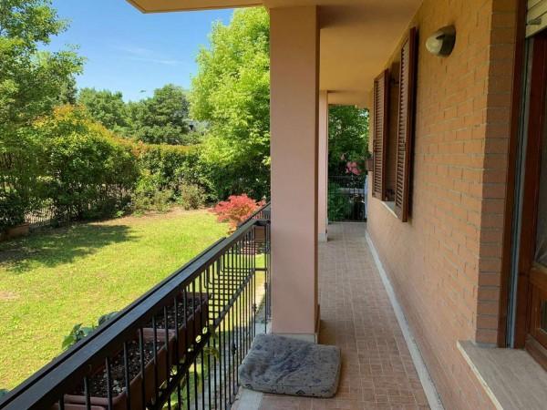 Villa in vendita a Rozzano, Residenza Pascoli, Con giardino, 170 mq - Foto 20
