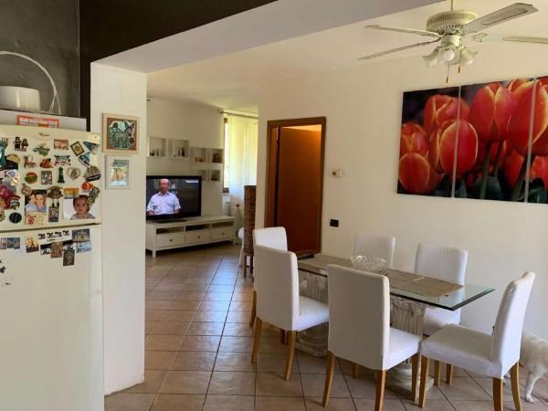 Villa in vendita a Rozzano, Residenza Pascoli, Con giardino, 170 mq - Foto 33
