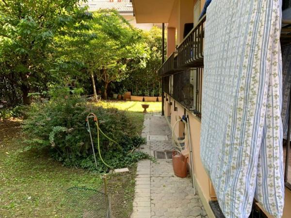 Villa in vendita a Rozzano, Residenza Pascoli, Con giardino, 170 mq - Foto 8
