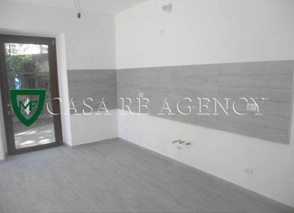 Appartamento in vendita a Induno Olona, Con giardino, 143 mq - Foto 33