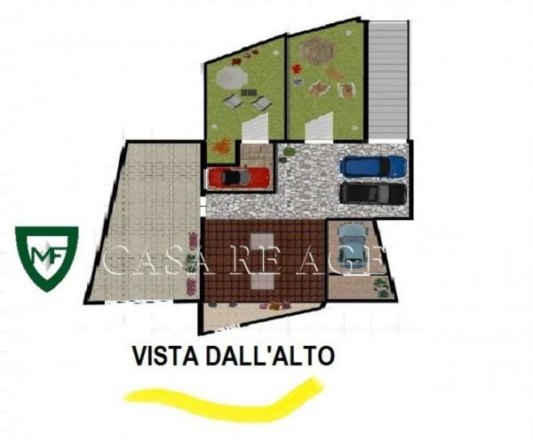 Appartamento in vendita a Induno Olona, Con giardino, 143 mq - Foto 2