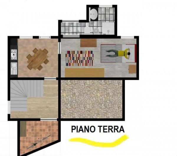 Appartamento in vendita a Induno Olona, Con giardino, 143 mq - Foto 4