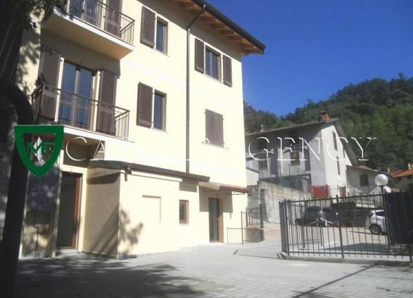 Appartamento in vendita a Induno Olona, Con giardino, 143 mq - Foto 26