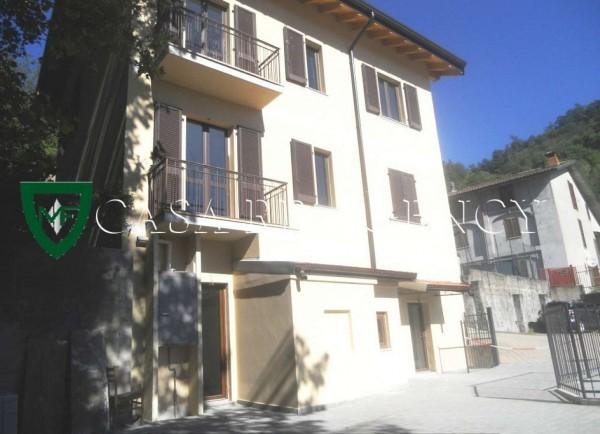 Appartamento in vendita a Induno Olona, Con giardino, 143 mq - Foto 34