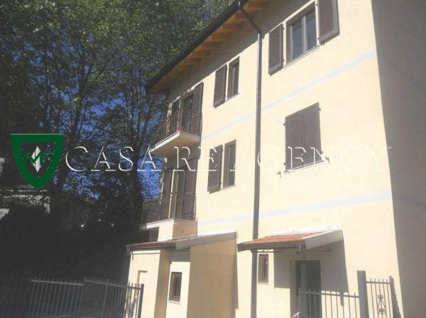 Appartamento in vendita a Induno Olona, Con giardino, 143 mq - Foto 6