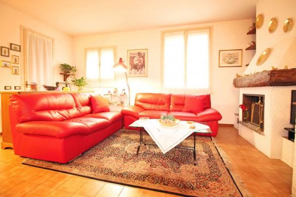 Appartamento in vendita a Inzago, Naviglio, Con giardino, 118 mq - Foto 21